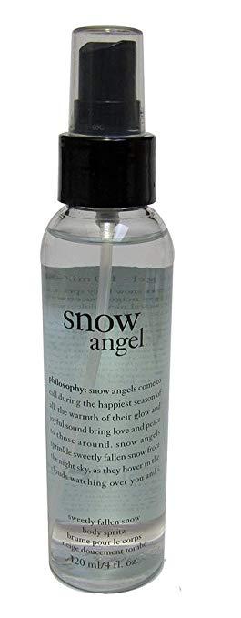 Philosophy Snow Angel Body Spritz 4 fl oz.